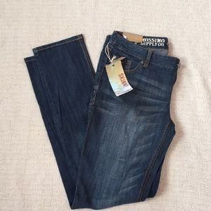 NWT Mossimo Skinny Jeans